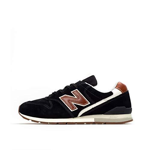 New Balance 996, Zapatillas Hombre, Black, 40 EU