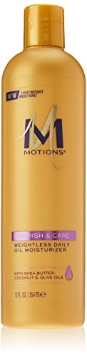 Price comparison product image Motions Weightless Daily Oil Moisturizer,  12 Ounce
