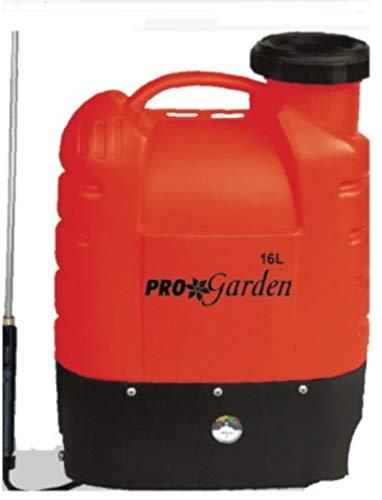 Progarden Pompa irroratrice a batteria lt. 16-12v 8ah litio