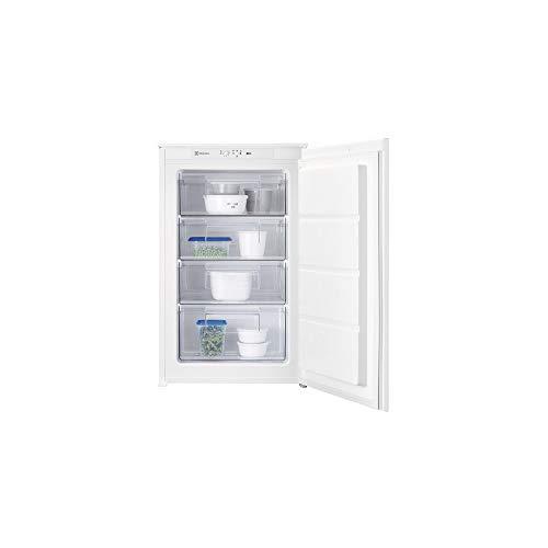 Electrolux - Congelatore Verticale LUB3AE88S da Incasso Classe A ++ Capacità Lorda/Netta 99/98 Litri