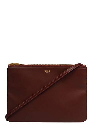 Céline Luxury Fashion Donna 187613BEB28BD Marrone Pelle Borsa A Spalla | Autunno-inverno 20