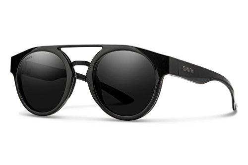 Smith Damen-Sonnenbrille, glänzend, Schwarz, Einheitsgröße