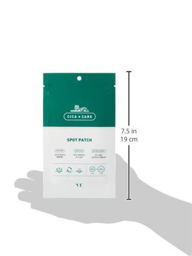 VT☆CICACARESPOTPATCH48pcs(12mm/30pat+10mm/18pat)☆VTCICAケアソリューションスポットパッチ1袋(12mm/30枚+10mm/18枚)[並行輸入品]