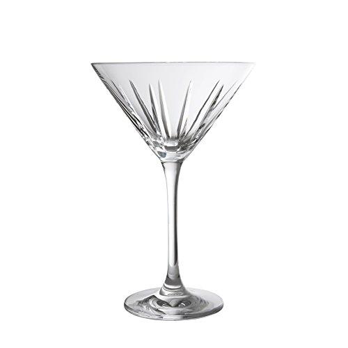 Schott Zwiesel Tritan Crystal Glass Distil Barware Collection Kirkwall Martini Cocktail Glasses (Set of 6), 8.5 oz, Clear