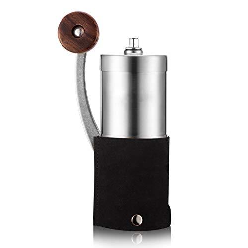 Manual Coffee Bean Grinder Mill Hoge capaciteit winching afstanden verstelbare multifunctionele draagbare camping Grinding