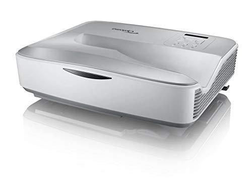 Optoma ZH400UST Video - Proyector (4000 lúmenes ANSI, DLP, 1080p (1920x1080), 16:9, 2209,8 - 2590,8 mm (87 - 102