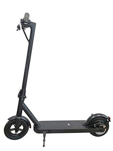 Scooter eléctrico para niños y adultos de 8.5 pulgadas, motores duales de 350 W, 20 km/h, scooter eléctrico plegable, ultraligero, recargable, para viajes al aire libre