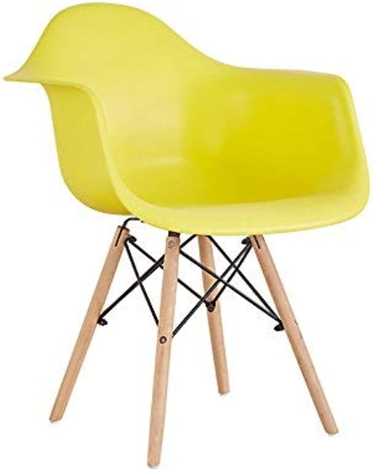 SED Chair - Lounge Chair Dining Chair Conference Chair Creative Wooden Chair Simple Style Adult Home Stool