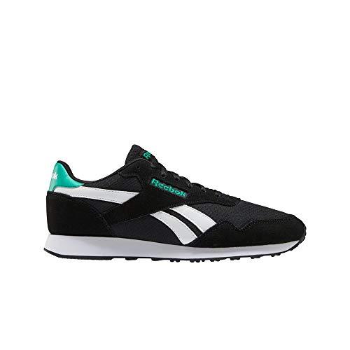 Reebok Royal Ultra, Zapatillas de Running Hombre, Negro/Blanco/COUGRN, 46 EU