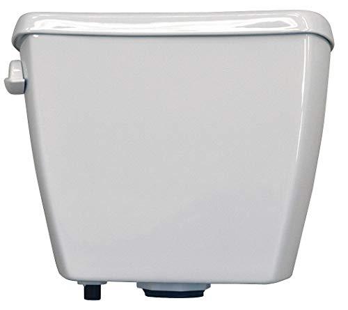 Gerber Avalanche 1.28 gpf Toilet Tank, Left Hand Trip Lever, White