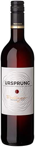 """Württemberger Wein """"URSPRUNG"""" Trollinger QW trocken (1 x 0.75 l)"""
