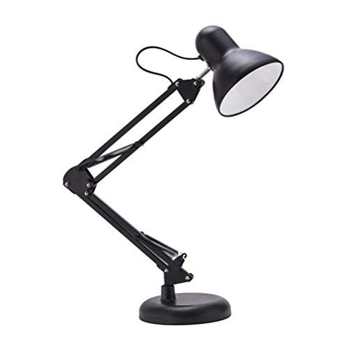 Uonlytech – Lámpara de mesa plegable, cuidado de ojos, lámpara de mesa, luz nocturna LED, luz USB para dormitorio, habitaciones de trabajo, leer o dormir (regulación continua)