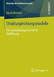 """""""Strukturgleichungsmodelle für Politikwissenschaftler"""" erschienen 2"""