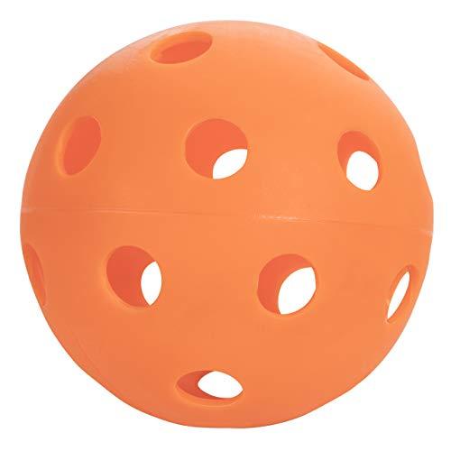 Onix Fuse Indoor Orange Pickleballs 6 Pack
