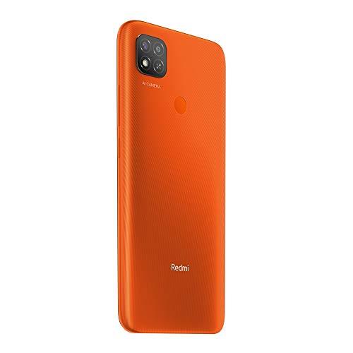 Redmi 9 (Sporty Orange, 4GB RAM, 128GB Storage) – 3 Months No Cost EMI on BFL