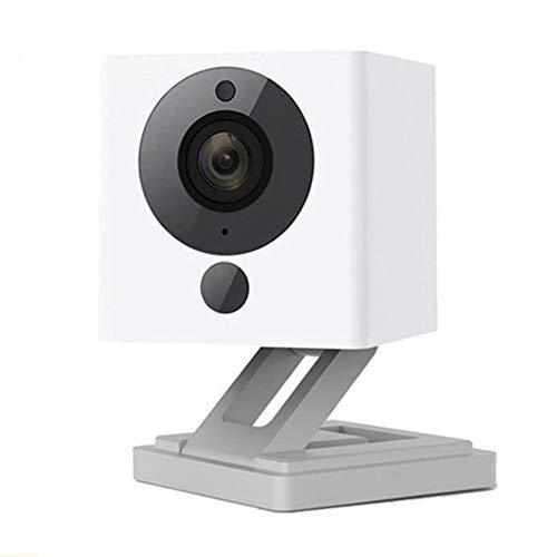Nrew Cámara Inteligente para Xiaofang Smart Smart WiFi IP Camera IR-Cut CAM Motion White