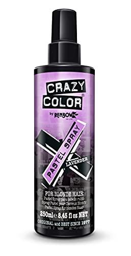 Best temporary lavender hair color