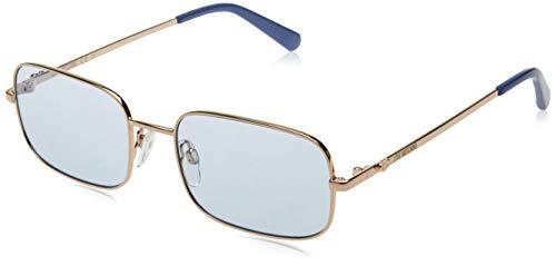 Love Moschino MOL012/S Gafas de sol, Azul (Azure), 53.0 para Mujer
