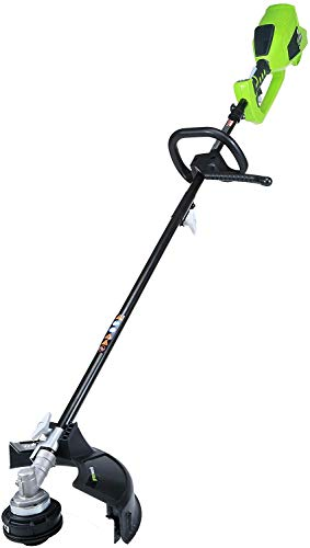 Greenworks Battery Not Included 2100202 Cordless String Trimmer, 14-Inch