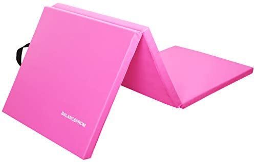 BalanceFrom Tri-Fold Folding Exercise Mat