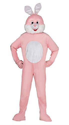 FIESTAS GUIRCA Disfraz Mascota Conejo Hombre Mujer Talla l