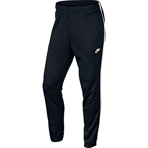 Nike Herren Skinny Tribute Trainingshose, Black/White, L