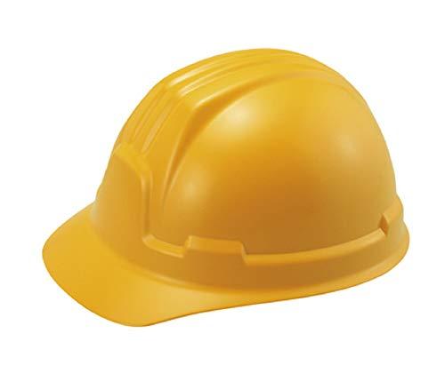 タニザワ工事用ヘルメット(保護帽・安全帽)【ST#0185-FZ(EPA)】黄(Y-2)