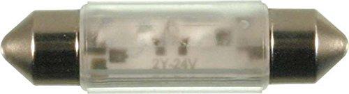 Scharnberger+Has. LED-Soffittenlampe 8x31mm 35795 12-14V 20mA gelb Anzeige- und Signallampe 4034451357952