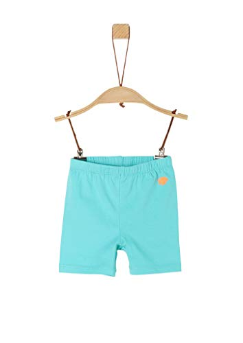 s.Oliver Junior Baby-Jungen 405.10.005.18.183.2038676 Lässige Shorts, 6224 Aqua, 80/REG