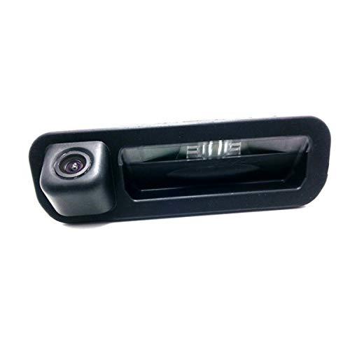 GOFORJUMP Poignée Caméra vidéo réversible CCD Haute définition pour Ford Focus 2012 2013 pour Focus 2 Coffre 3 Focus