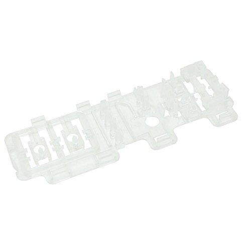 Beko Tumble Dryer Light & Button Frame. Genuine Part Number 2963670100