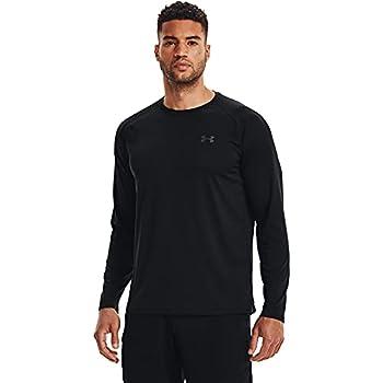 Under Armour Men s Tech 2.0 Long Sleeve T-Shirt  Black  001 /Graphite  Medium
