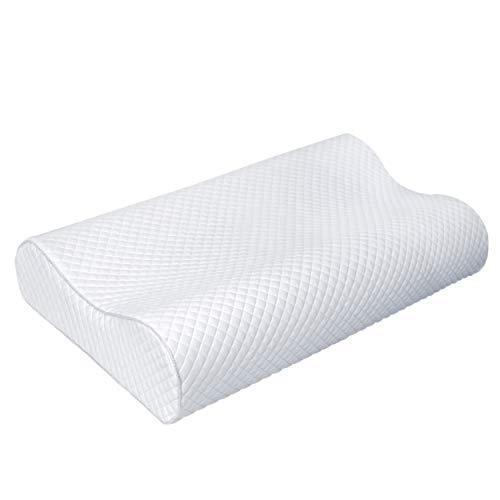 V.Vient 枕 安眠 まくら 人気 肩こり 安眠枕 低反発 立体構造 ランキング いびき防止枕 頚椎サポート 健康枕 仰向け横向き プレゼント 通気性抜群 抗菌 55x35cm