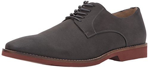 Unlisted by Kenneth Cole Men's Design 300912 Oxford, Grey, 10.5 M US