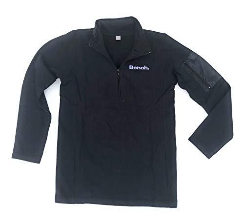 Bench! Sweatshirt Troyer Pullover Logo Pulli (164/170)