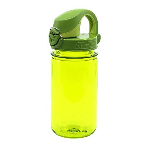 Nalgene - Borraccia 'Everyday OTF Kids' 0, Verde (Green), 0.375 L
