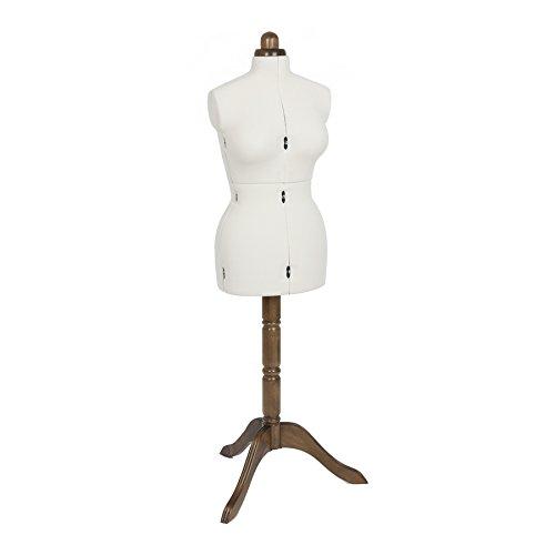 clasificación y comparación Adjustoform Lady Valet – Vestido ajustable medio simulado de 8 piezas para casa