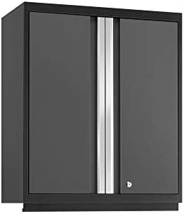 NewAge Products Pro Tall Wall Garage Cabinet