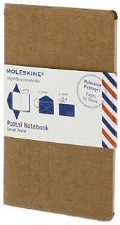 Moleskine Postal Notebook - Pocket Light Grey by Moleskine(2012-03-15)