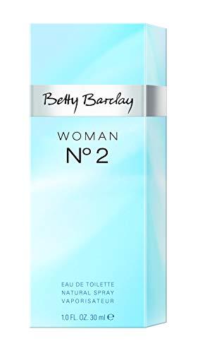Betty Barclay® Woman N°2 I Eau de Toilette - sinnlich - feminin - floral - unvergleichlicher Duft I 30ml Natural Spray Vaporisateur