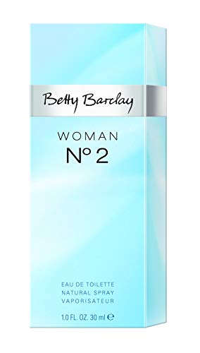 Betty Barclay® Woman N°2 I Eau de Toilette- - sinnlich - feminin - floral - unvergleichlicher Duft I 30ml Natural Spray Vaporisateur