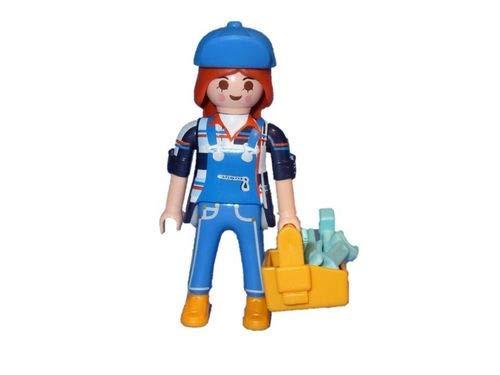 Promohobby Figura de Playmobil Serie 13 de Fontanera