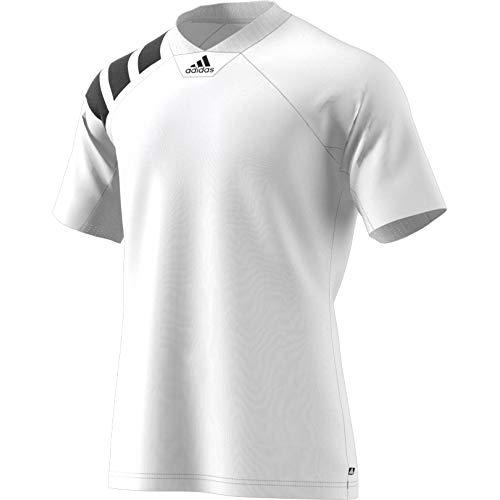 adidas Herren Tango Stadium Icon Kurzarm Trikot, White/Black, M