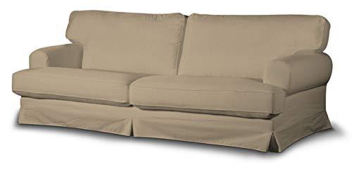 Dekoria Ekeskog Schlafsofabezug Husse passend für IKEA Modell Ekesgog beige-Creme