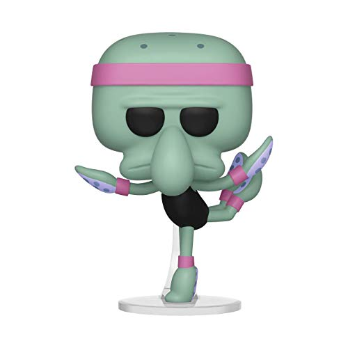Pop! Vinilo: Spongebob Squarepants S3: Squidward Ballerina