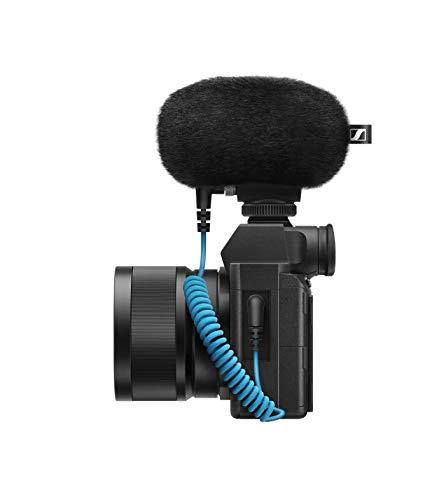 Sennheiser MKE 200 richtmikrofon für der kamera