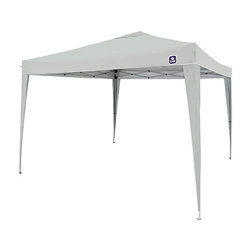 Tenda Gazebo Dobrável Alumínio Bel Fix Branco 3 x 3 m