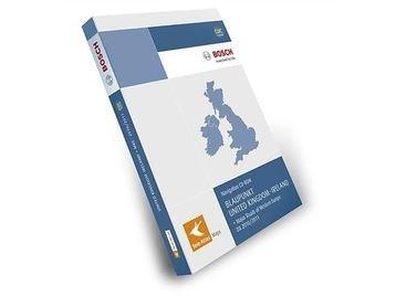 Teleatlas Blaupunkt 2011 EX - DVD con mapas de carreteras de 28 países europeos