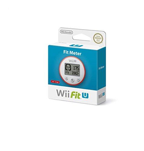 Wii U Fit Meter rot