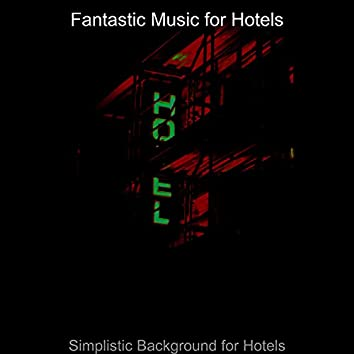 Simplistic Background for Hotels